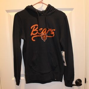 Women's Chicago Bears Small Hoodie